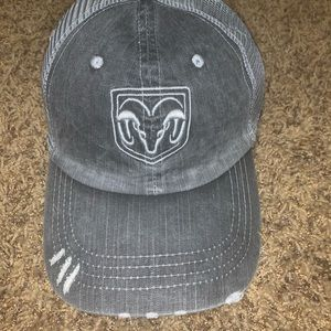 Dodge Ram grey hat!